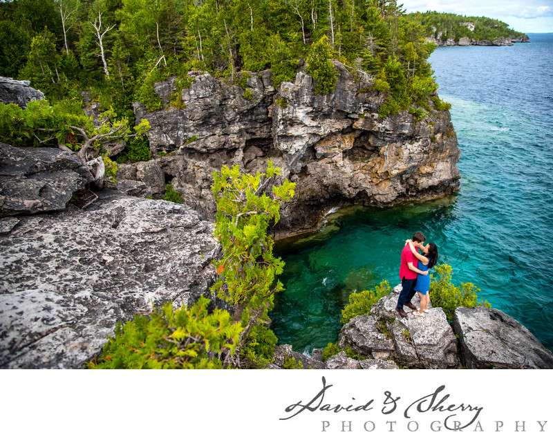 Tobermory Wedding Photography