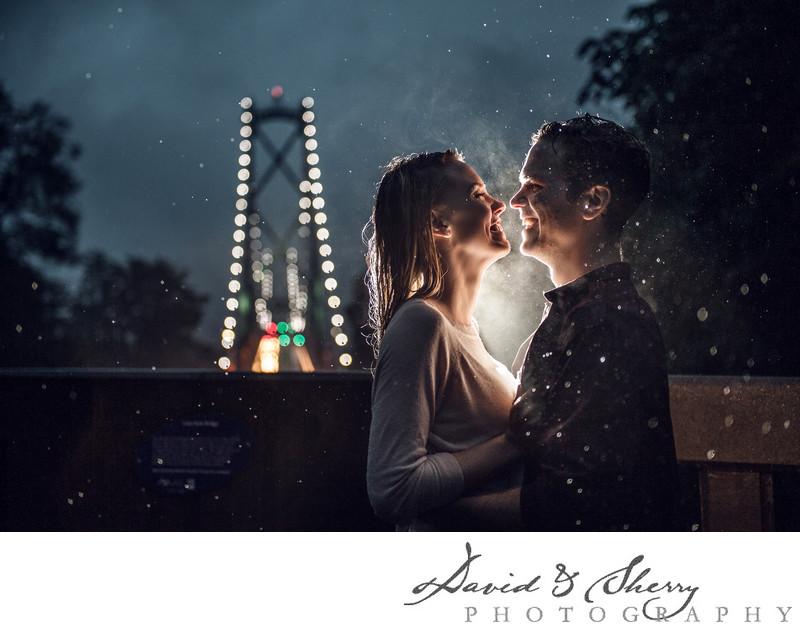 Stanley Park Engagement Photographer