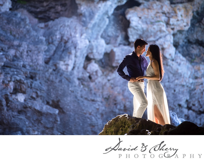 Cyprus Lake Pre Wedding Photos