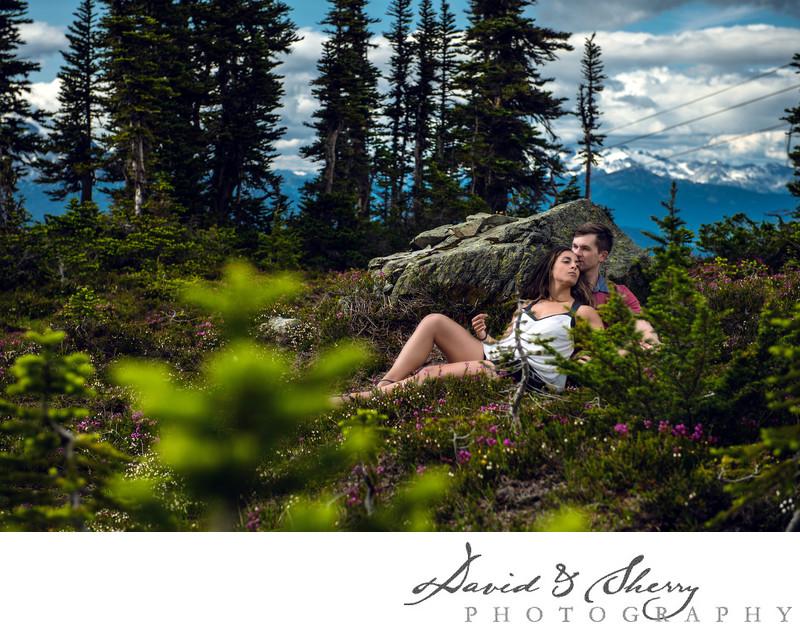 Whistler Engagement Photographer