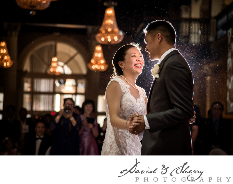 Large Wedding at Liberty Grand Entertainment Complex