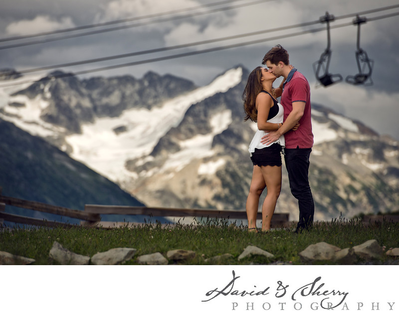 Pre-Wedding Photos in Whistler