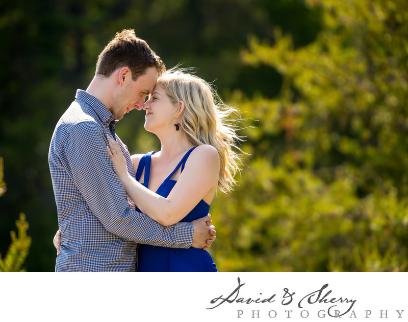 McArthur Island Park Kamloops Engagement Photos