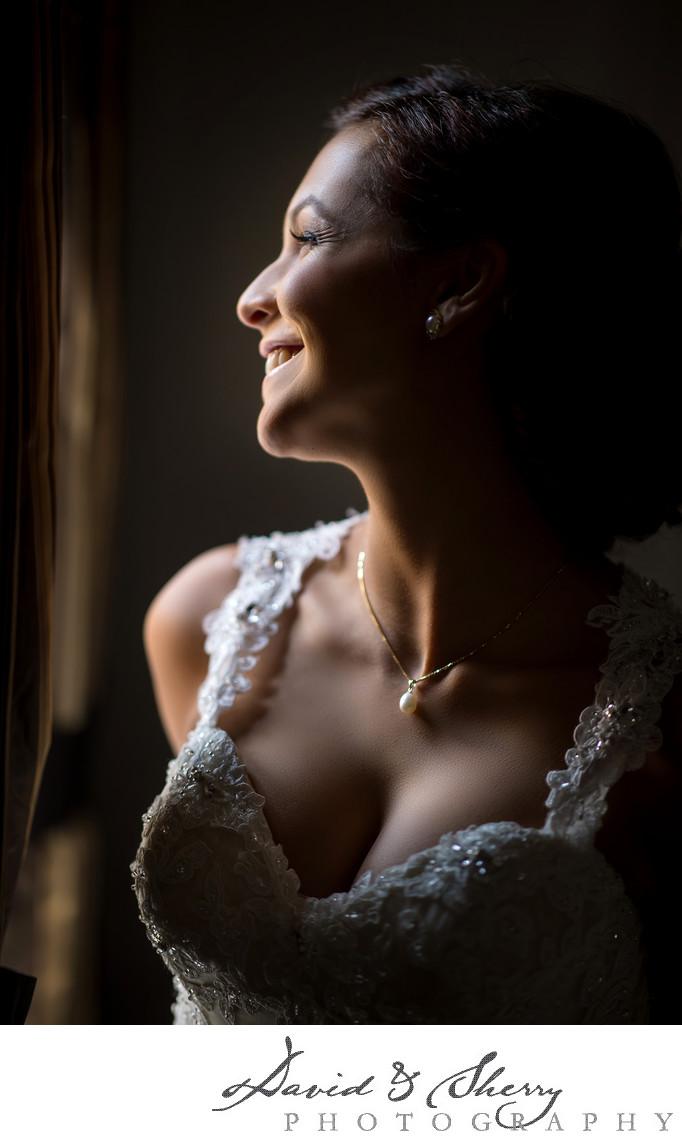 Emerald Lake Wedding Photos Bride Getting Ready