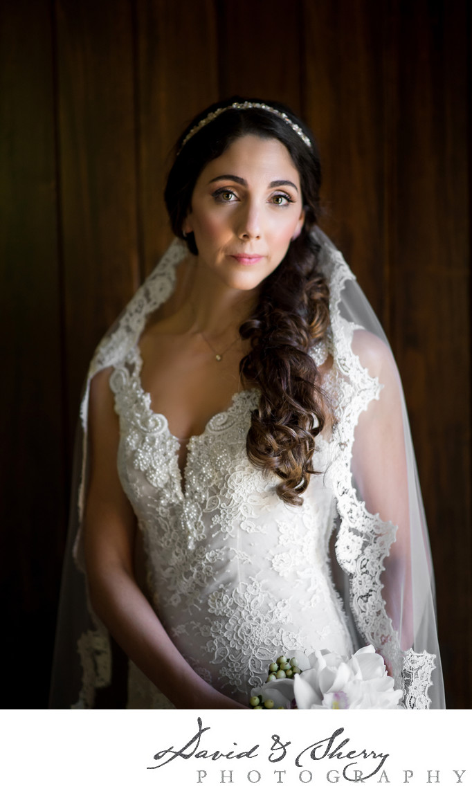 Wedding Pictures in Kamloops Bridal Portrait