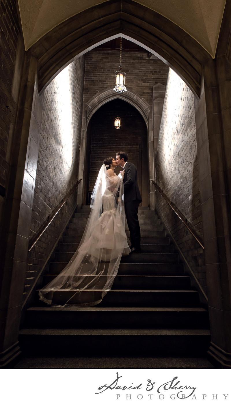 Hart House at U of T University of Toronto Wedding Photos
