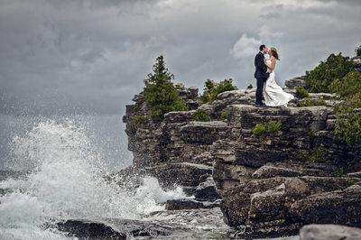Wedding Photos in Tobermory
