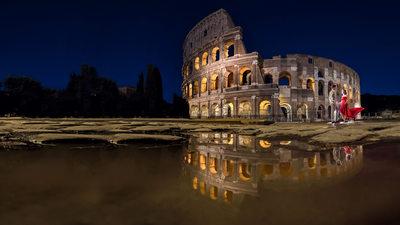 Rome Wedding Photographer Destination
