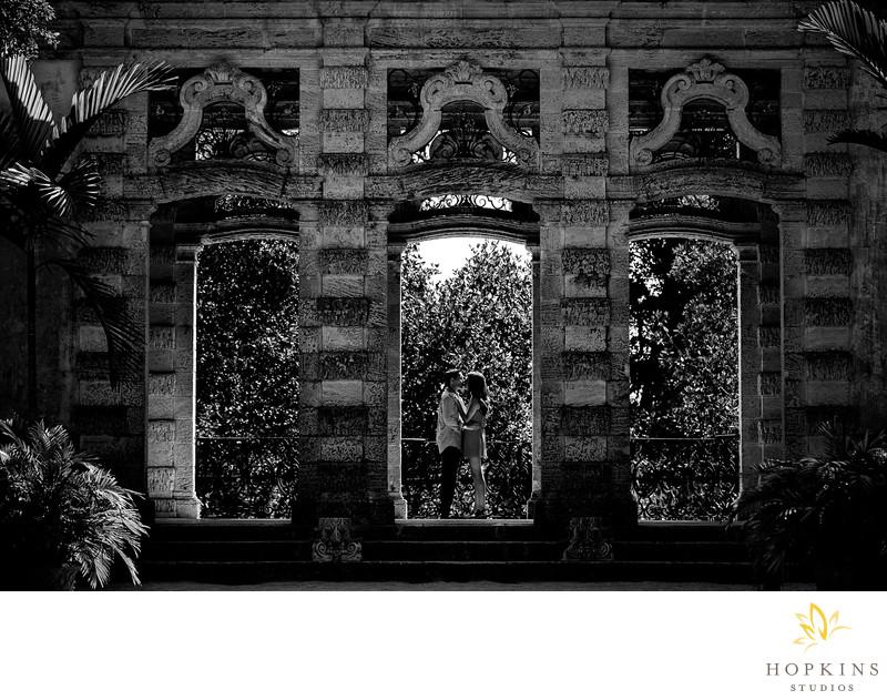 Viscaya Garden Wedding Photographer