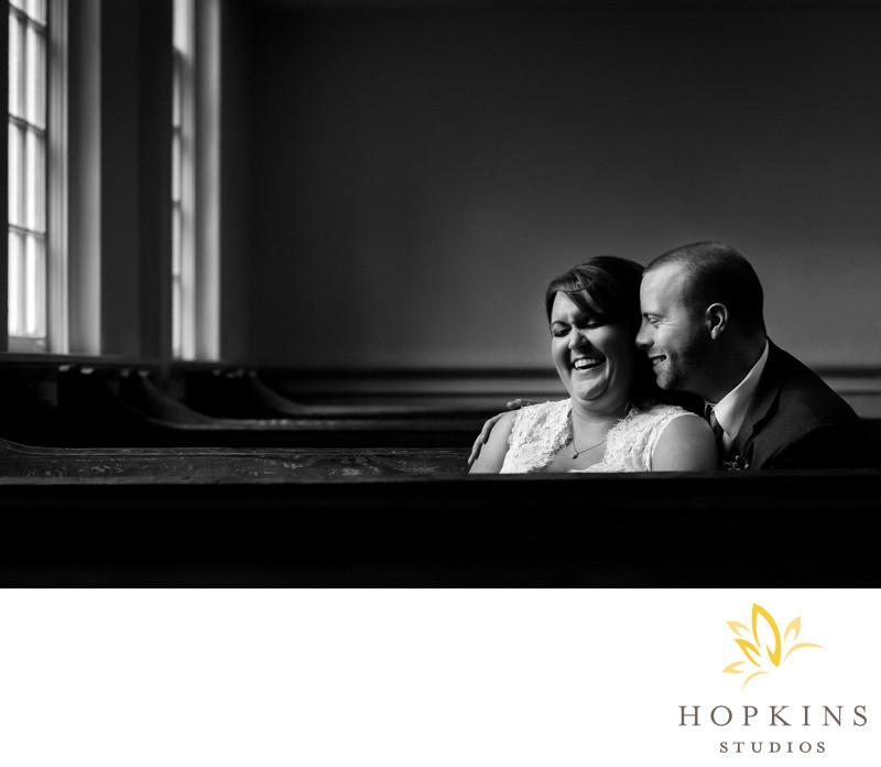 Whitefield Chapel Wedding Ceremony