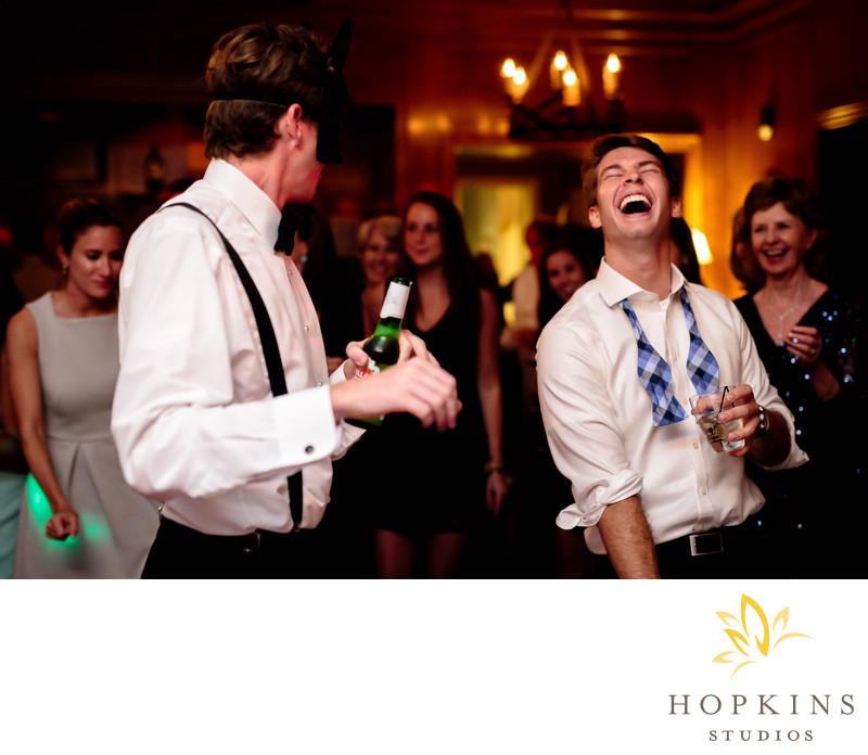 Colleton River Wedding Reception Photographer