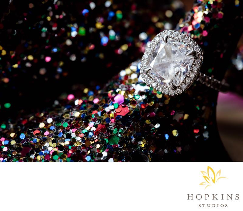 Wedding Ring at Pippin Hill Farm