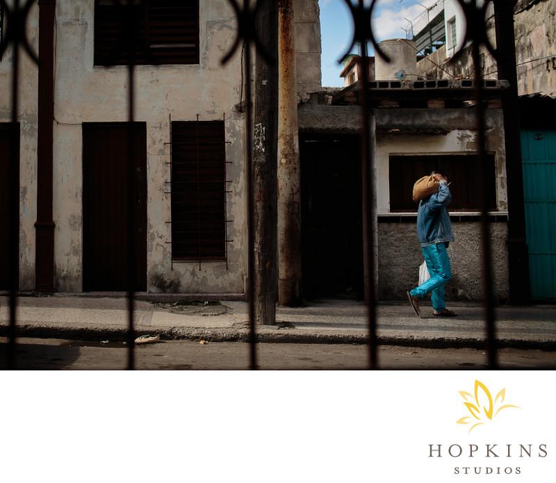 Street Life in Havana Cuba