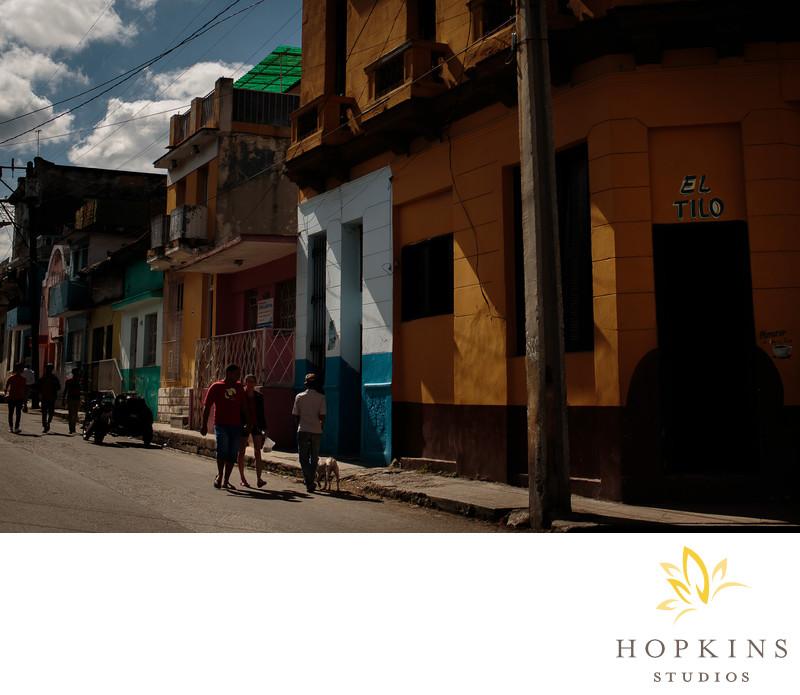 Colorful Havana Streets