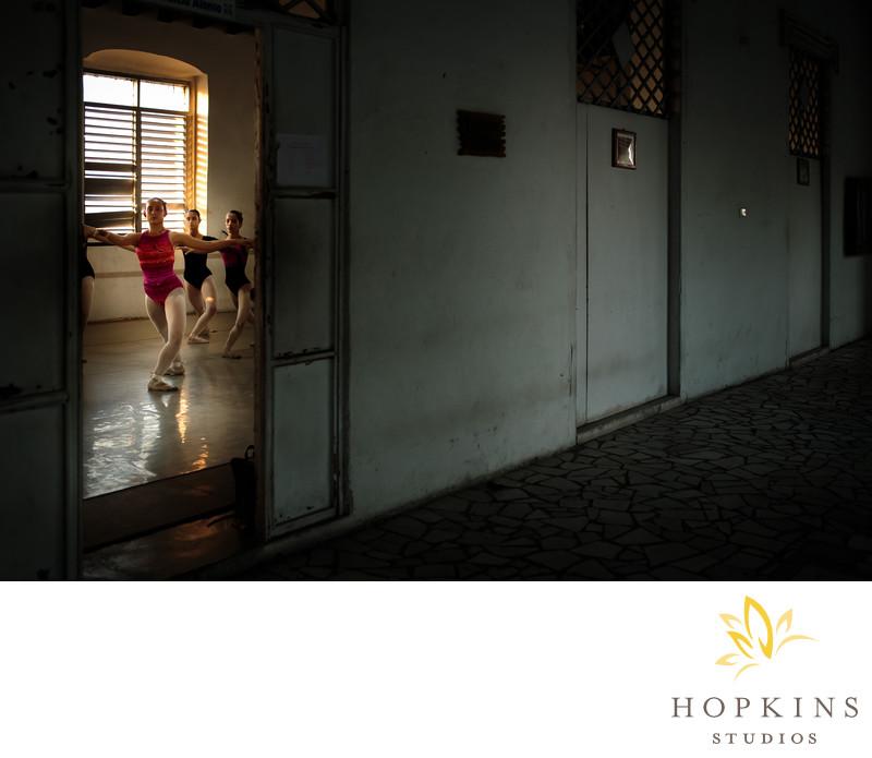 Havana Cuba Ballet Dancers