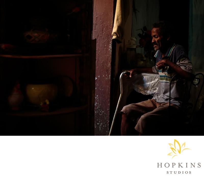Havana Cuba Portrait