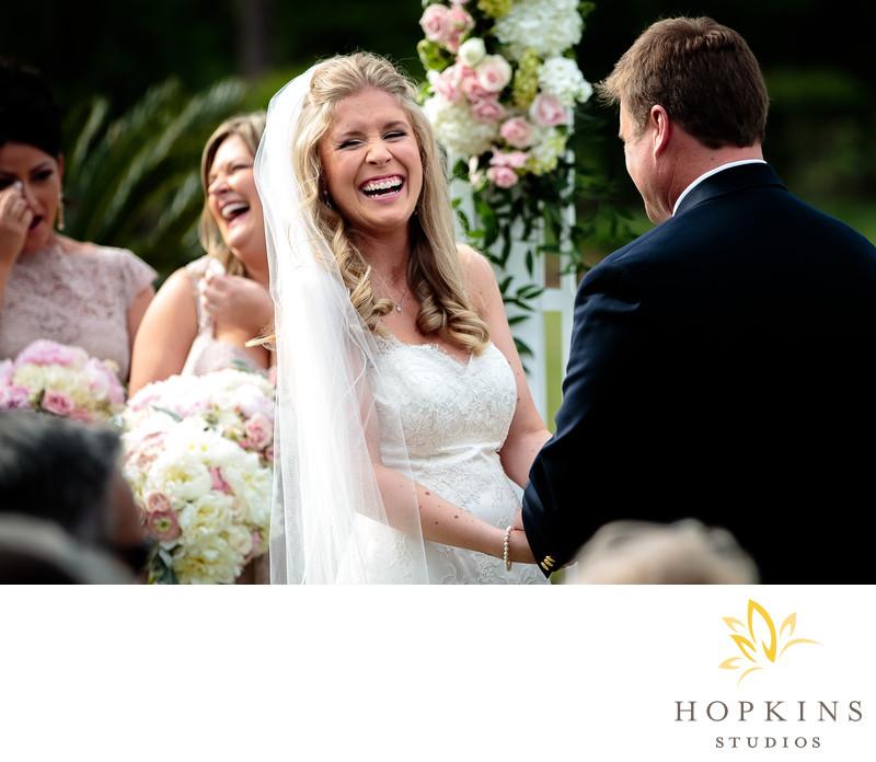 Berkeley Hall Wedding Ceremony in South Carolina