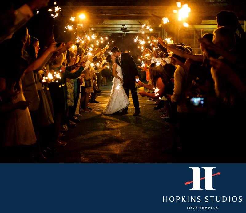 Wedding Reception At Haig Point