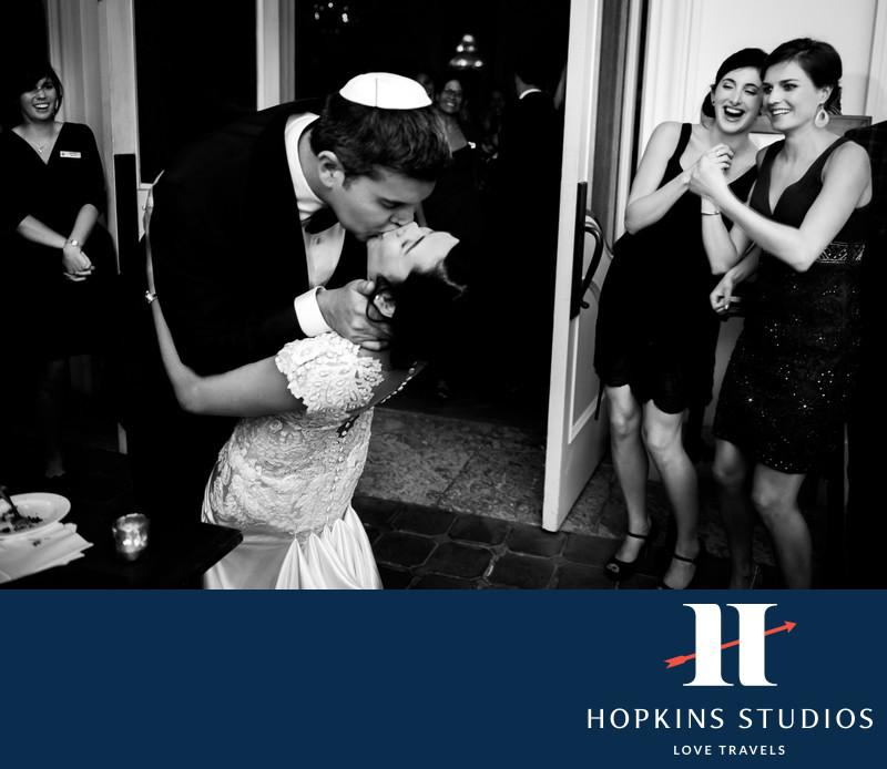 Jewish Wedding At Sea Island