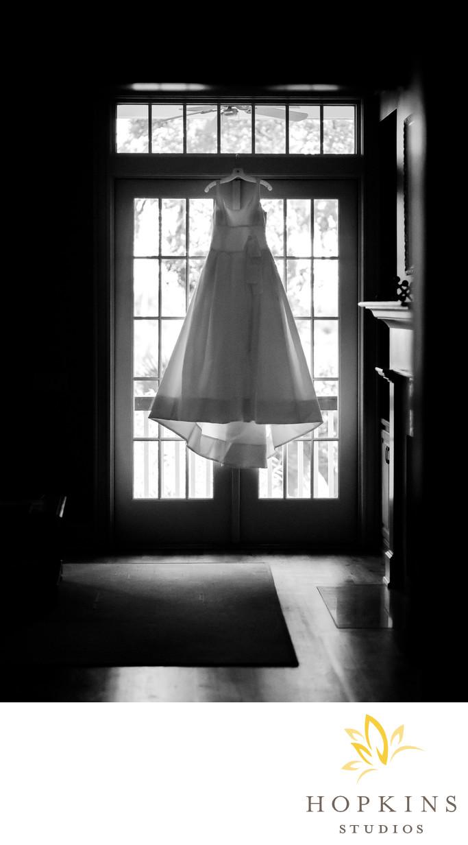 Wedding Dress at Colleton River