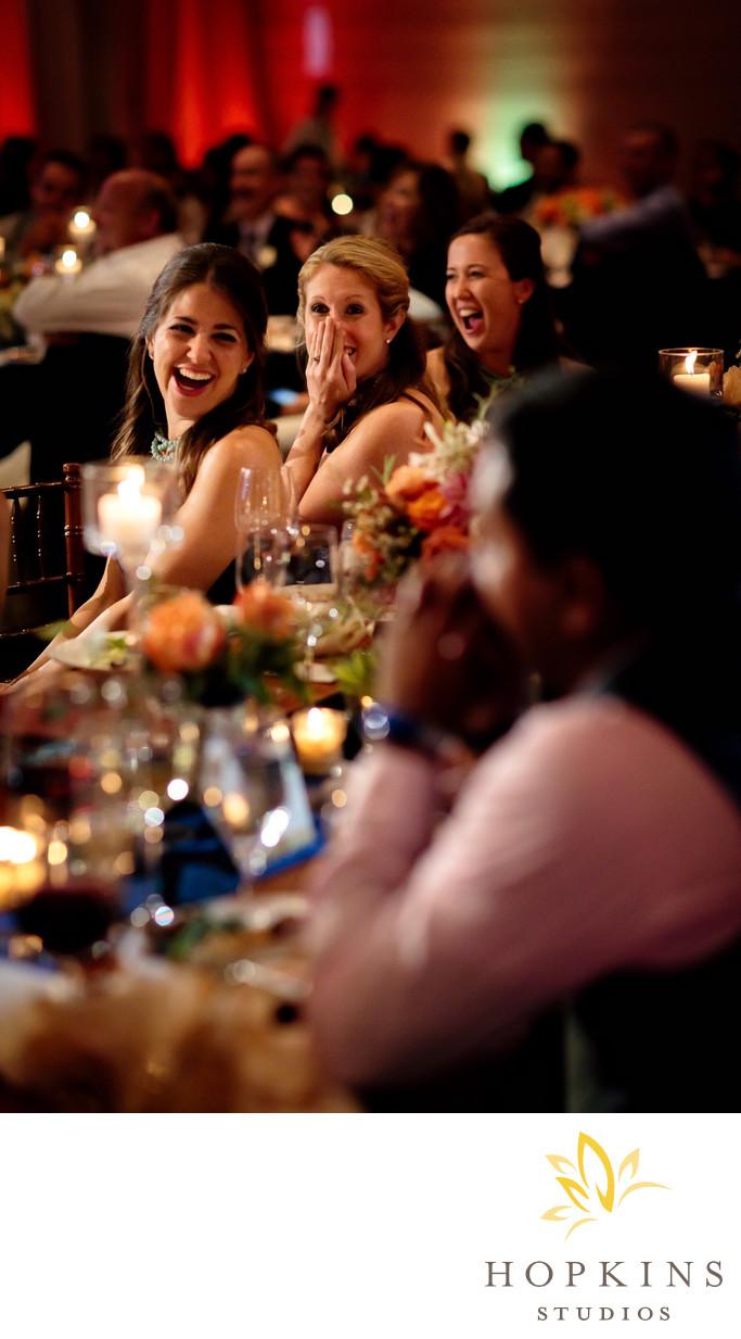 Bridesmaids at Pippin Hill Wedding