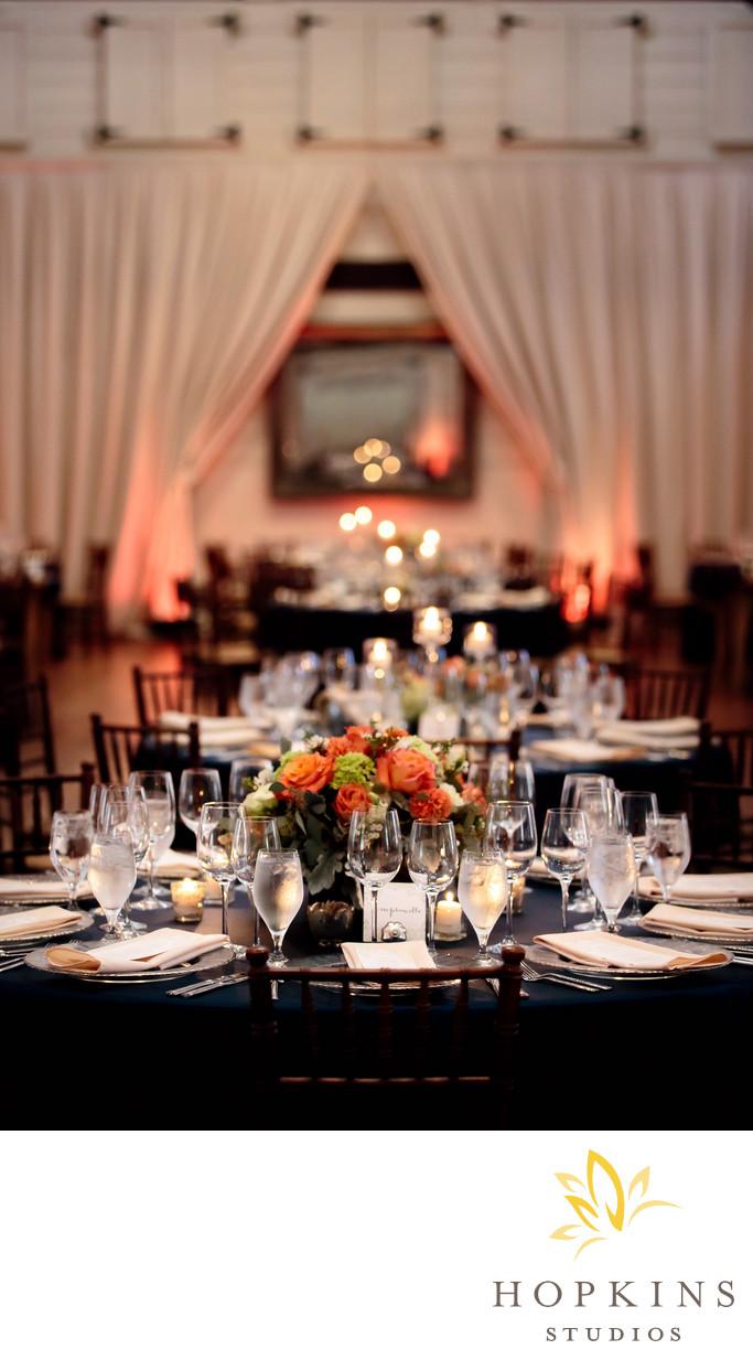 Pippin Hill Farm Wedding Reception