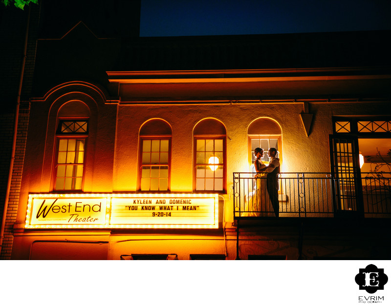 West End Ballroom and Theater..