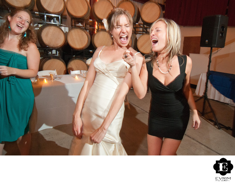 Methven Family Vineyards Wedding