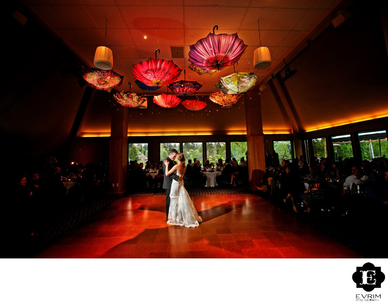 First Dance At The Foundry at Oswego Pointe