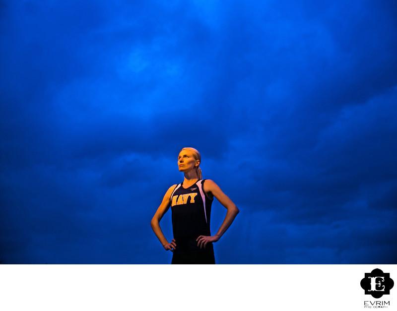 Portland Athlete Portrait and Headshot..