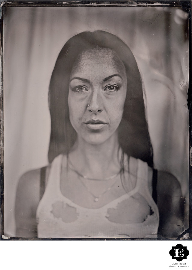 Tintypes in Oregon
