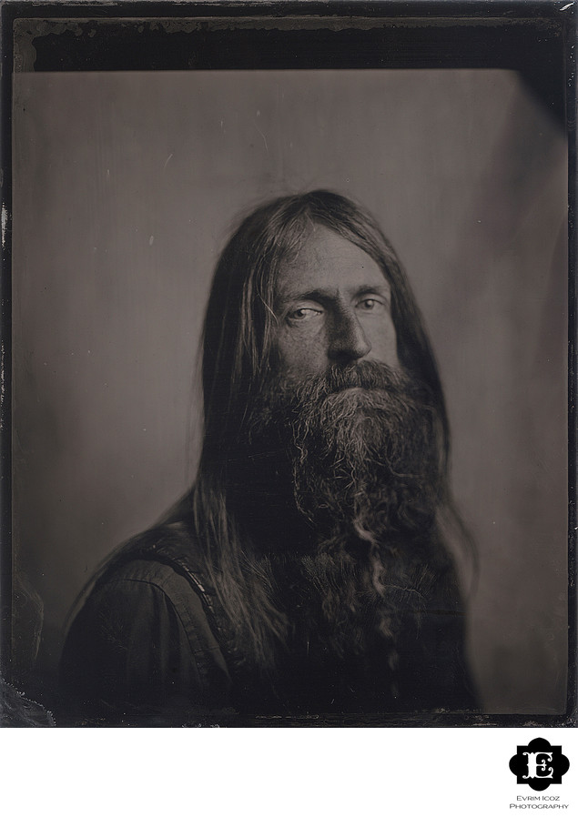 Tintype Photographer in Portland