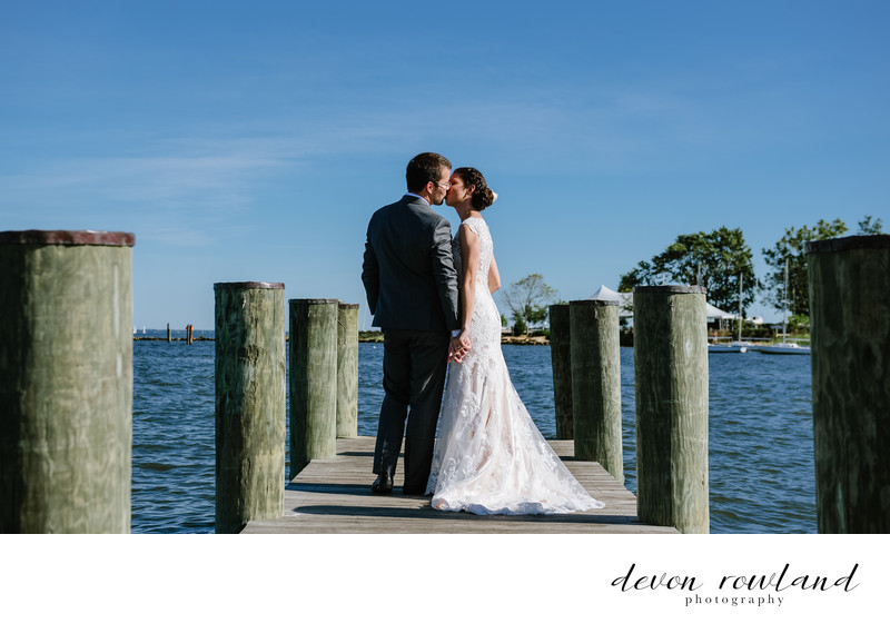 Annapolis Wedding Photographer Dockside Wedding