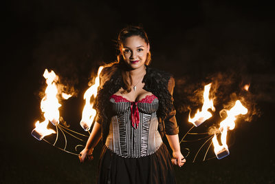 Fire Photography from Virginia Photographer