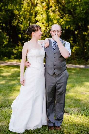 Nerd Love for Wedding Pics in Staunton VA