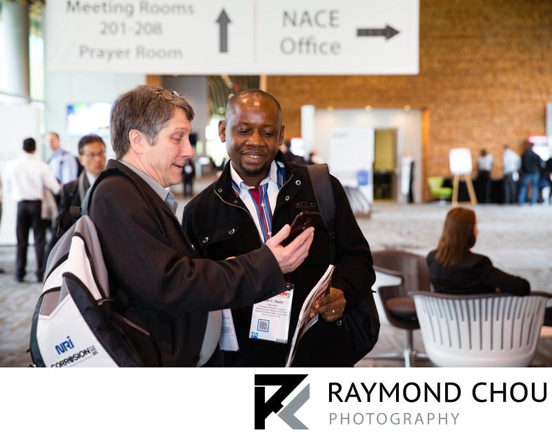NACE Corrosion Conference