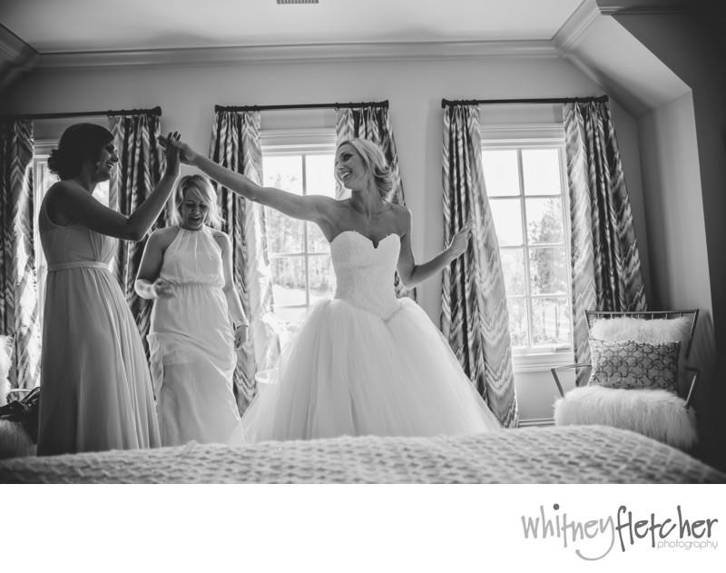 Nashville TN Wedding Photo