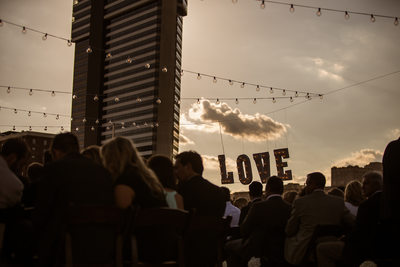 Downtown Nashville Weddings