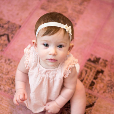 Baby Girl Photography Westchester