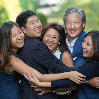 Scarsdale Westchester Fun Family Portraits