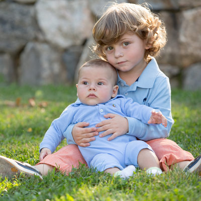 Cute Brothers Photo • Westchester Portrait Photographer