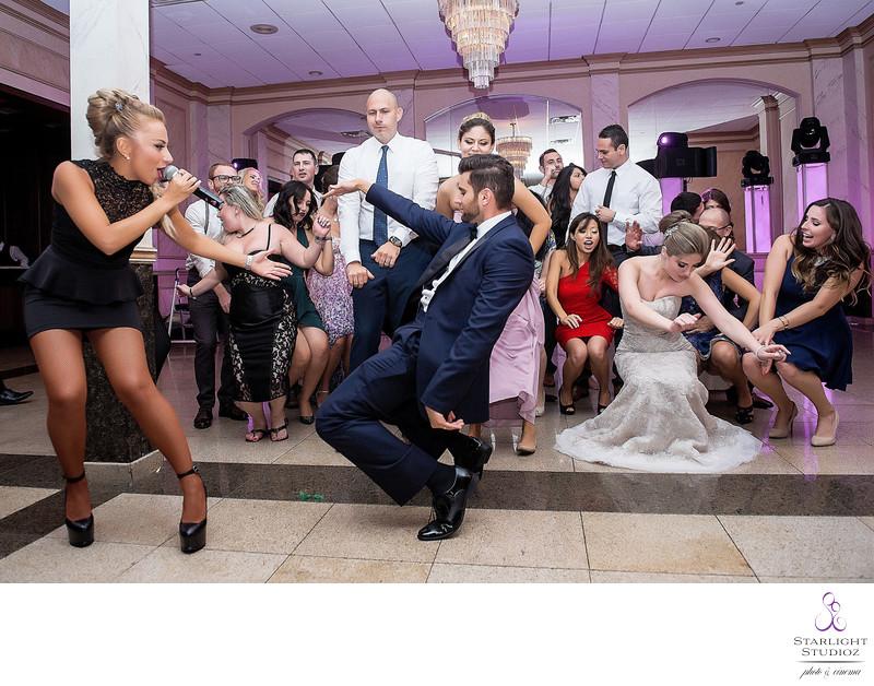 Giando's on the Water Wedding Photos