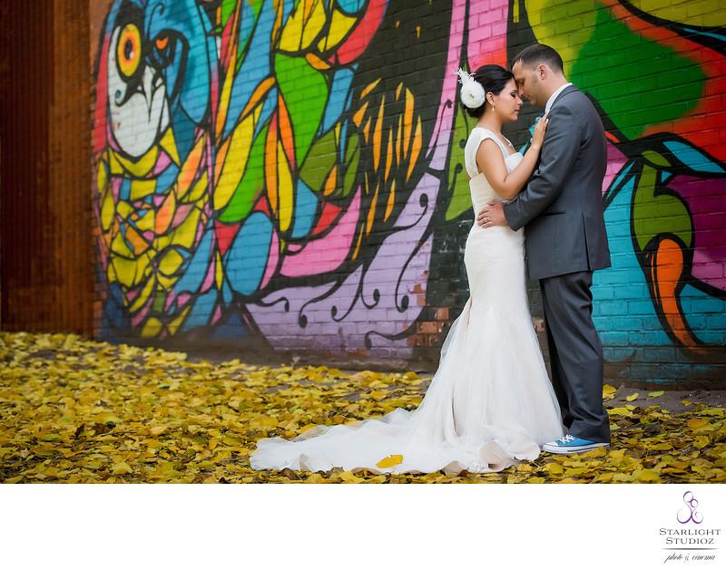 Wedding Photos in Dumbo