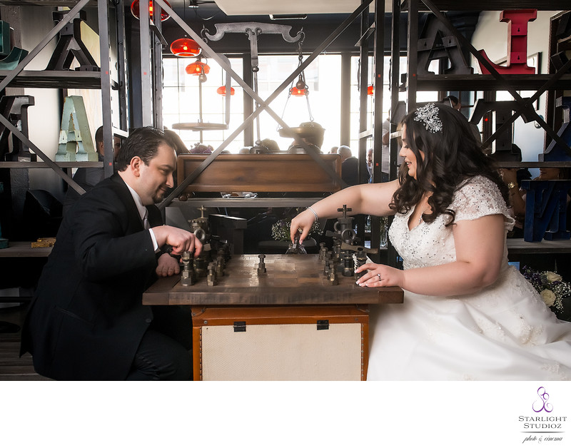 Paper Factory Hotel Wedding Photos