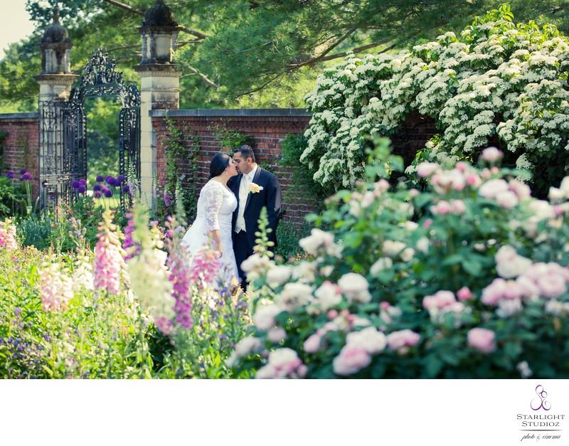 Old Westbury Gardens Wedding Photographer