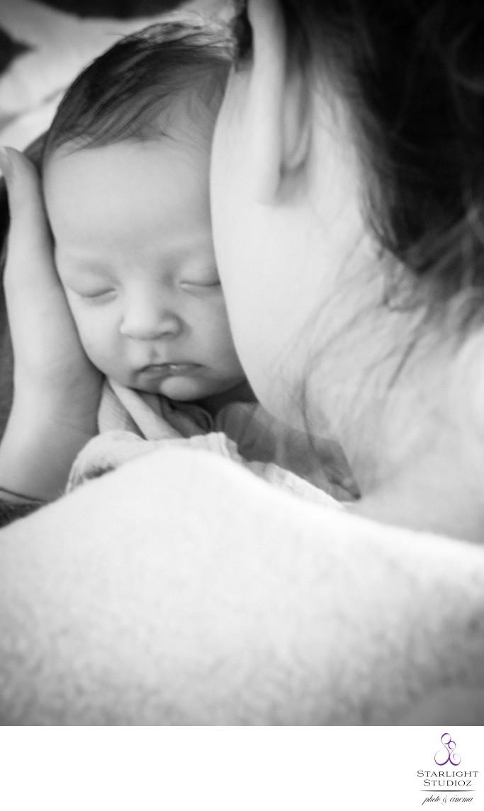 Manhattan Newborn Photos