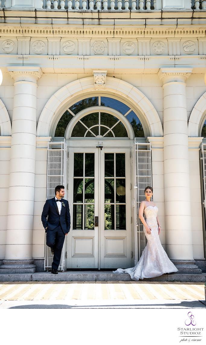 Prospect Park Boathouse Wedding Photography
