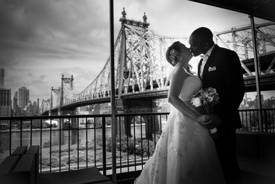Ravel Hotel Rooftop Wedding Photos