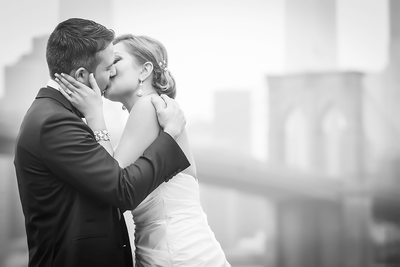 Wedding Photography in Brooklyn Bridge