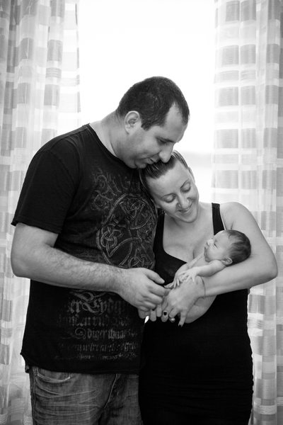 New York Newborn Photos